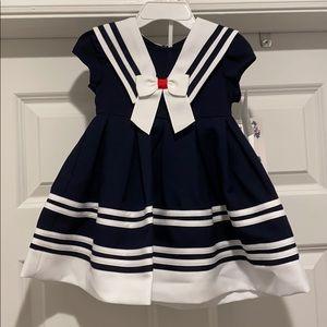 Other - NWT sailor dress